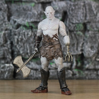 The Hobbit AZOG The desolation of Smaug 6 Scale Action Figure Original Neca Collectible LOTR Toys Rings Doll Loose