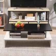 Particle-Board Coffee-Table Furniture Wooden HWC Board-Coating Idle Melamine Main-Body