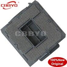 مقبس جديد أصلي 100% لـ مقبس LGA1150 LGA1151 LGA1155 LGA1156 وحدة معالجة مركزية مقبس قاعدة قطعة BGA قاعدة أعمال جيدة