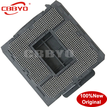 100% oryginalny nowy do gniazda LGA1150 LGA1151 LGA1155 LGA1156 podstawa gniazda procesora PC BGA baza dobre działa