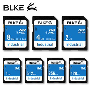 BLKE SD Card 128MB 256MB 512MB
