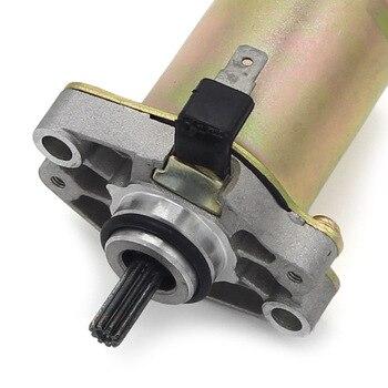 Motor eléctrico Motor de arranque para Benelli 491 RR los ASB deporte ST ira ST desnudo (FRANCO MORINI) R19240011A0