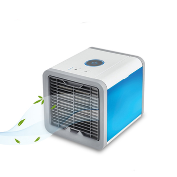 USB Mini Portable Air Conditioner easy Air Cooler Fan Desktop Space Cooler Personal Space Air Cooling Fan For Room Home fans fan polaris psf 40 v floor fan mini air conditioner air cooler ventilation cooler fans