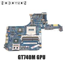 NOKOTION NEUE H000053270 Main Board Für Toshiba Satellite S55 S55T-A5334 L50-A Laptop Motherboard 15,6 zoll GT740M DDR3L(China)