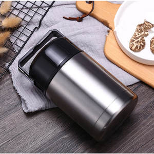 Food-Soup-Containers Vacuum Flasks Lunch Stainless-Steel Large-Capacity Double-Wall 800/1000ml