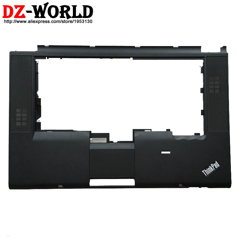 New palmrest Upper Case keyboard bezel With CS hole for Lenovo Thinkpad T520 T520i W520 Laptop C Cover 04X3735 04W1365 image