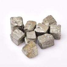 Natuurlijke Pyriet Onregelmatige Erts Mineraal Steen Minerale Lron Rough Quartz Onderwijs Specimen Gem Ornamenten Pyriet Edelsteen
