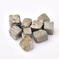 Natural Pyrite Irregular Ore Mineral crystal Stone Mineral Lron Rough Quartz Teaching Specimen Gem Ornaments Pyrite gemstone