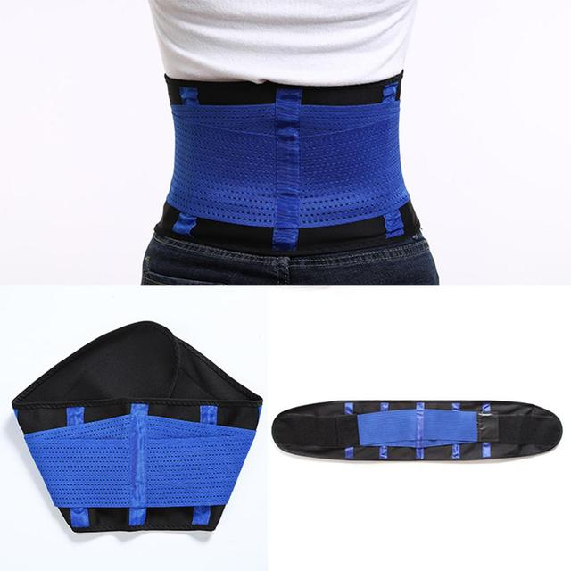 Kuulee Women Fashion Slimming Belt Body Shaper Waist Trainer Trimmer Sport Gym Sweating Fat Burning Slimming Belt 3