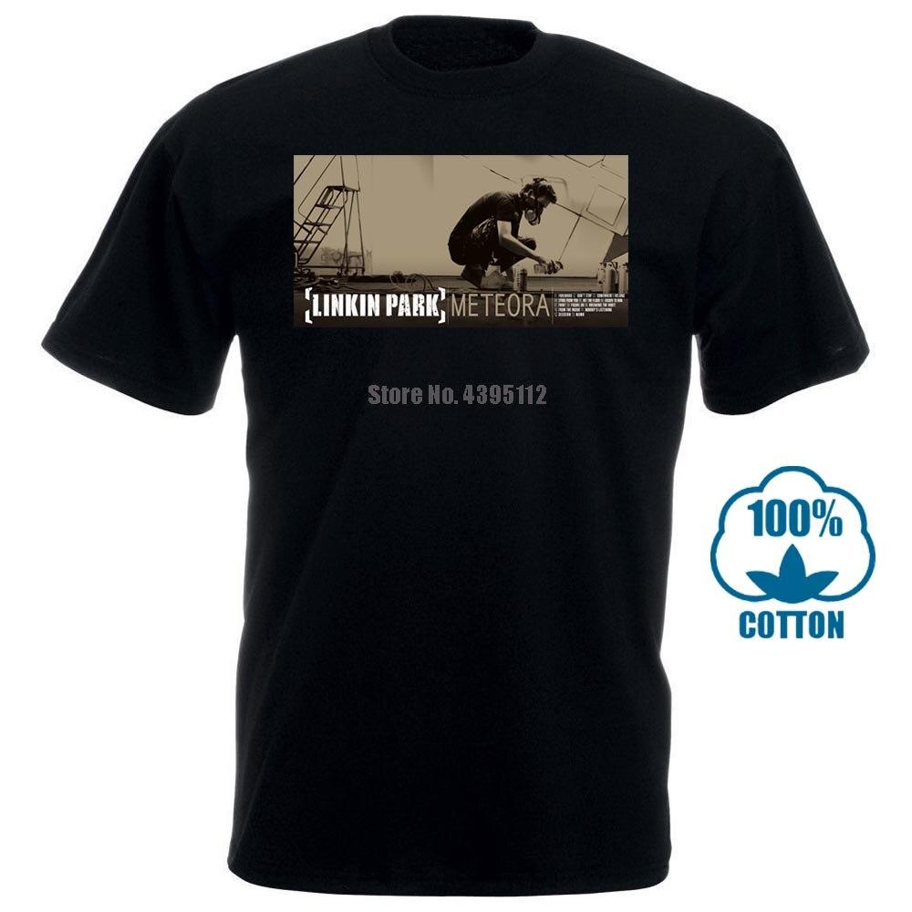 Best Price 7a3f9 Linkin Park Meteora Men S White T Shirt