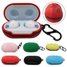 Full Protective Silicone Anti-fall Bluetooth Earphones Case for Samsung Galaxy Buds Защитный чехол для наушников