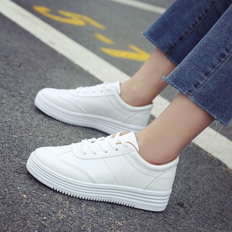White Shoes Women Sneakers Casual Women