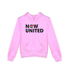 Now United-sudaderas con capucha para niños y niñas, jersey de Harajuku con capucha, ropa de calle