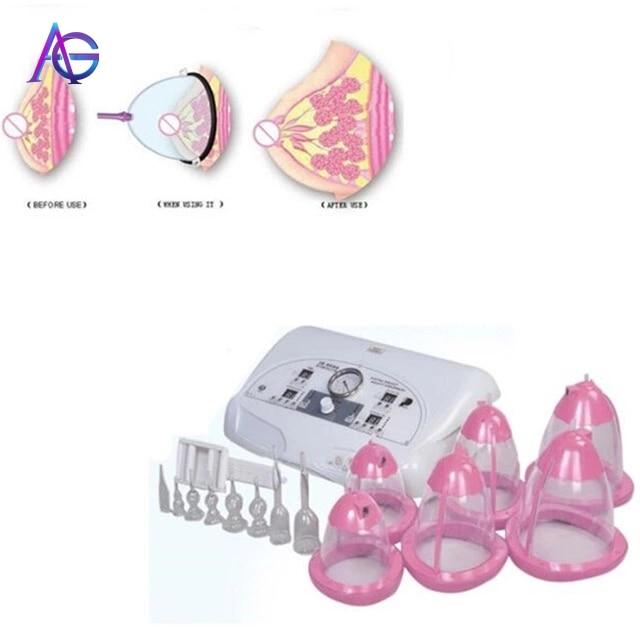 New Design Hotsale Women Breast Nipple Sucking Enhancer / Enhancement Machine