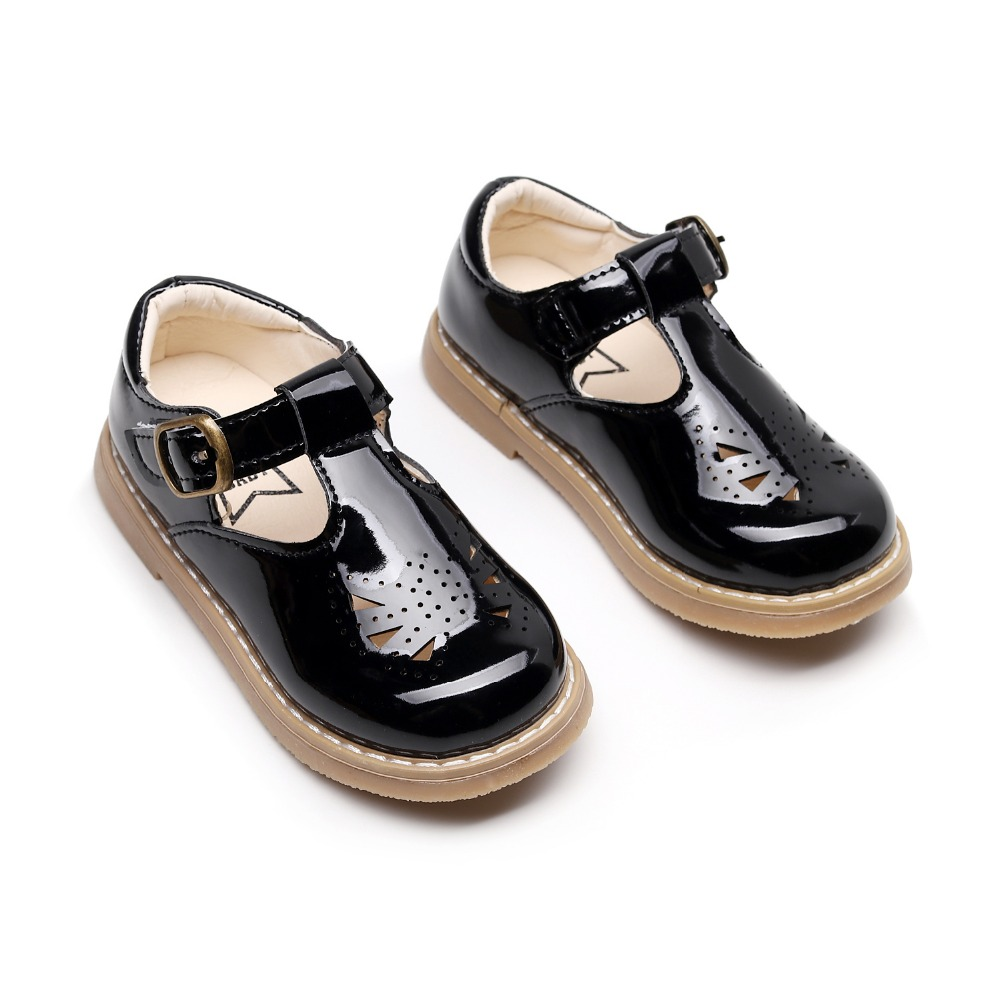 Toddler Kids Boys Girls Squeaky Single Shoes Soft Sneakers Trainers Prewalker T