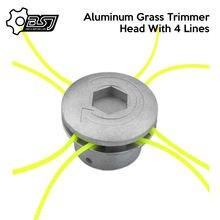 Универсальный алюминиевый триммерный набор головок садовая травяная