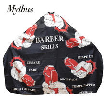купить Mythus Barbershop Hair Stylist Cape Barber Skills Professional Salon Cape Waterproof Chemical Resistant Hair Cape For Dying Hair недорого