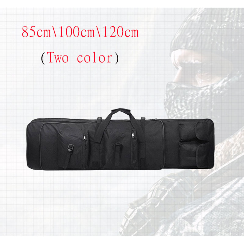 Outdoor Tactical Hunting Bag Portable Nylon Practical Shoulder Bag 85cm \ 1m \ 1.2m Outdoor Airsoft Sniper Rifle Gun Bag