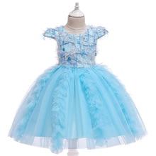 Платье Золушки на Хэллоуин; платье с цветочным узором для девочек; платье Белоснежки для костюмированной вечеринки; вечерние платья принцессы