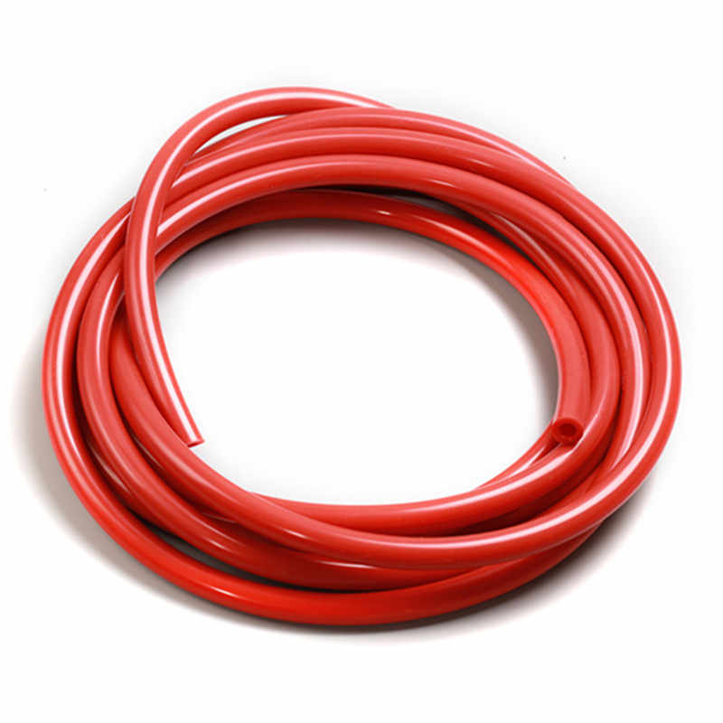 FIFAN 1M Bule Zwart Rood Geel 3mm/4mm/6mm/8mm Auto vacuum Siliconen Slang Racing Line Buis Auto-styling