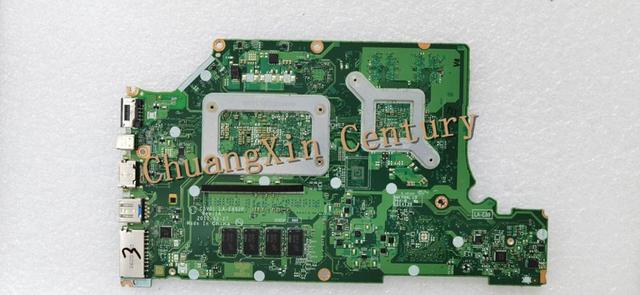 C5V01 LA-E892P لشركة أيسر A515-51G A615-51G A615-51 دفتر اللوحة وحدة المعالجة المركزية i5 7200U 4G RAM DDR4 الأصلي 100% اختبار بالكامل