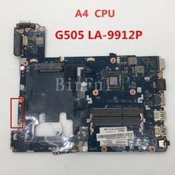 Haute qualité pour G505 ordinateur portable carte mère VAWGA/GB LA-9912P 100% entièrement testé