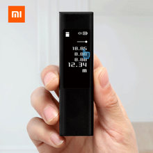 Stock Xiaomi DUKA Electronic Digital Ruler Laser Tape Measure Range Finder OLED Touch Screen Laser Rangefinder Distance 40M New