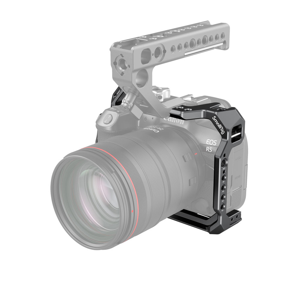 Клетка за DSLR камера SmallRig за вградена - Камера и снимка - Снимка 4
