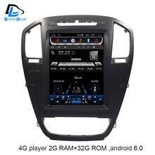 4G LTE вертикальный экран android 9,0 Система Автомобильный gps Мультимедиа Видео Радио плеер в тире для opel insignia автомобильный navigaton стерео