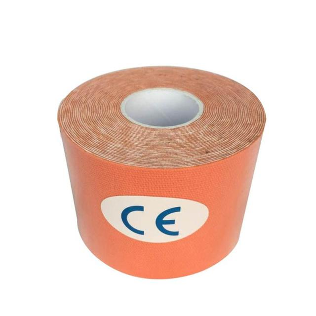 Kinesiology Tape 2.5cm*5m Athletic Tape Sport Recovery Tape Strapping Gym Fitness Tennis Running Knee Muscle Protector #ED 2