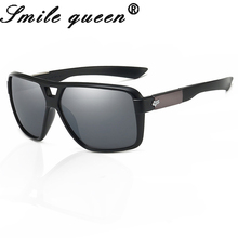 Brand Vintage Square Sunglasses Men UV400 Eyewear Accessorie