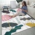 Европейский ковер для дома  скандинавские ковры для гостиной  прямоугольные милые детские коврики для спальни для девочек  офисный прикров...