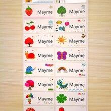 Пользовательские наклейки для детей и студентов скрапбукинга