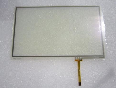 Original 8inch Touch screen for AT080TN03 V.1 V.2 V.7 free shipping