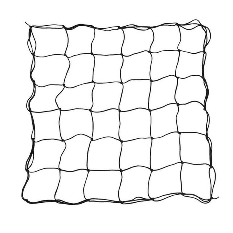 80*80cm Elastic Rubber Growing Garden Trellis Net Support For Vegetable Climbing Vine Plants Garden Flower Plant Netting