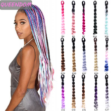Hair-Extension Braids Rastas Jumbo Crochet Sea-Body-Braiding Long-Wave Colorful Deep