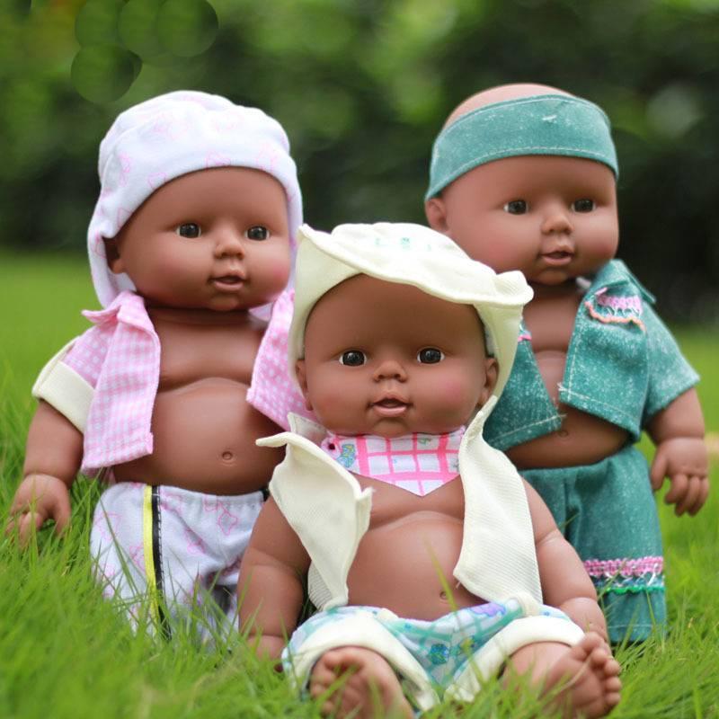 New The Original Doll Baby Pre-Sewn Doll Body Martha Nelson Thomas NIP