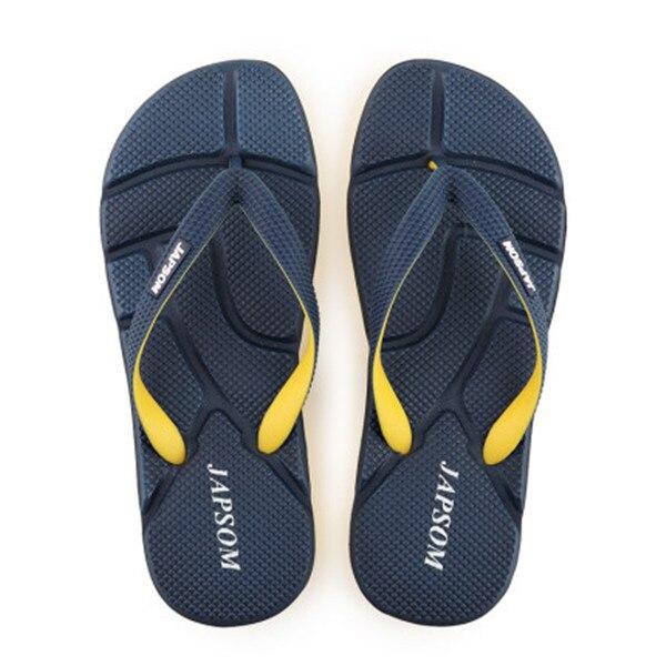 EPHER hommes plage tongs Drainage sans lacet pince sandales anti-dérapant bain douche piscine chaussures