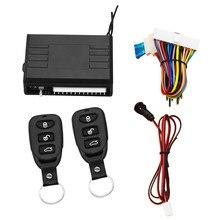 Système de verrouillage de porte central sans clé, télécommande pour ouvrir le coffre, fenêtre automatique