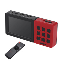 Ezcap 273A 1080P 60fps Video Recorder Box Video Recorder Doos Draagbare Game Capture Box Met 3.5 Inch Lcd Game capture Apparaat