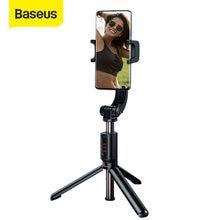 Baseus – perche à Selfie Bluetooth 3 en 1, stabilisateur de caméra, trépied, monopode, pour Huawei