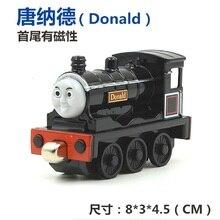 LEGAO Томас поезд игрушка Томас магнитного сплава док-игрушка в подарок интерактивный паровоз игрушечный поезд