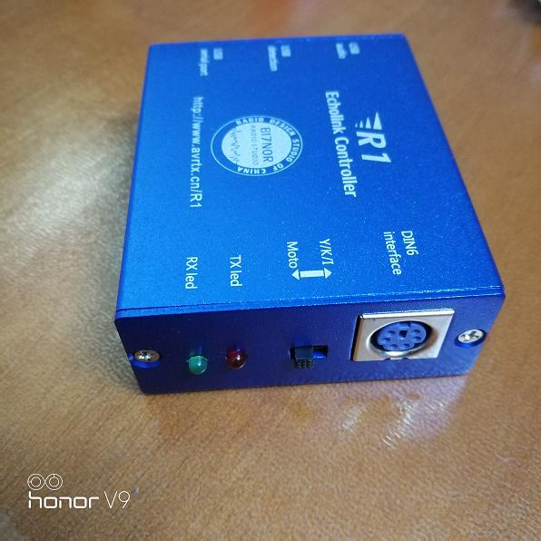 Echolink-zello-YY Voice Interface Board USB Sound Card Version