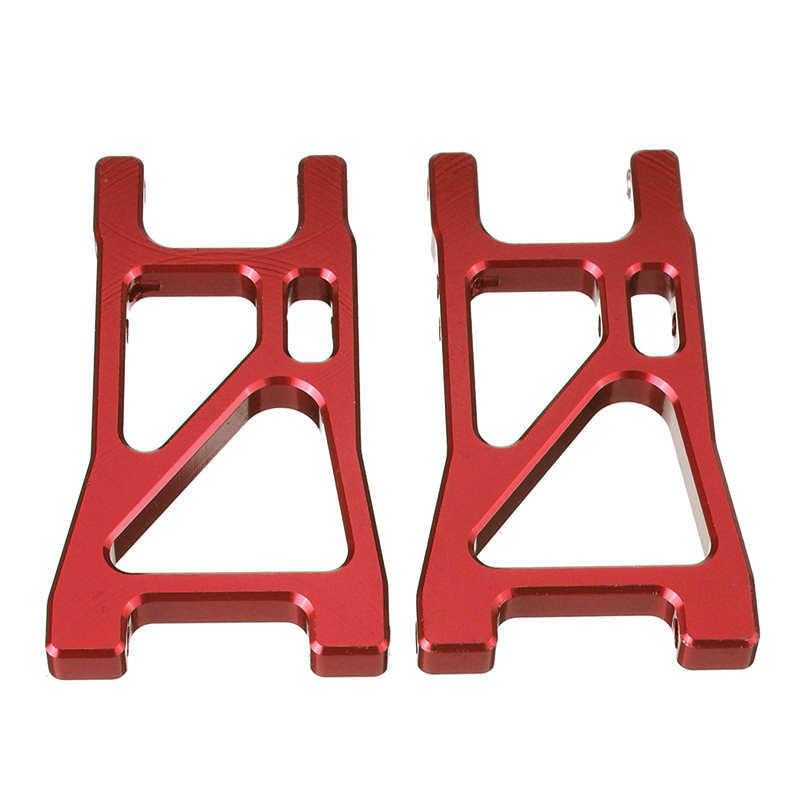 Remo A2505 zawieszenie ramiona ze stopu aluminium dla 1/16 1621 1625 1631 1635 1651 1655 modele pojazdów zdalne sterowanie samochodów Spart części