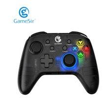 GameSir T4 Pro 2,4 GHz Wireless Mobile Controller Bluetooth Gamepad mit 6-achsen-gyro für Nintendo Schalter/Android/iPhone / PC