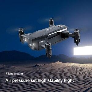 Image 3 - KK8 1080P Trực Thăng 2.4GHz 4CH 6 Trục Video Gimbal Camera Full HD RC Drone FPV Mini Có Thể Gập Lại Quadcopter một Khóa Trở Lại