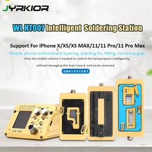 WL HT007 Pre-Heater Intelligent Motherboard Layered Soldering Station for iPhone X/XS/XSMAX/11/11 Pro/11 Pro Max