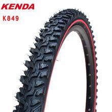 Шина для горного велосипеда kenda k849 стальная проволока 24