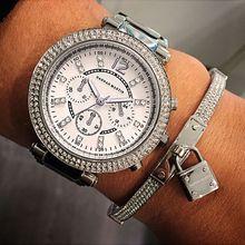 นาฬิกาผู้หญิงกันน้ำแบรนด์หรูแฟชั่นคลาสสิกเพชรสุภาพสตรีควอตซ์ Shockingproof ธุรกิจ Relogio Feminino