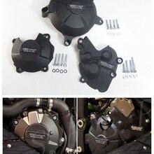 Cover Motorcycle-Engine-Case ZX6R Kawasaki Protector Gb Racing Guard for Ninja ZX636